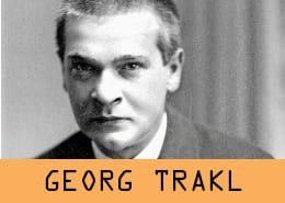 georg trakl retrato